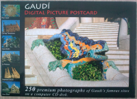 Postal Digital Gaud� DRAC CD