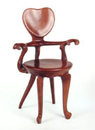 Original reproduction Calvet chair